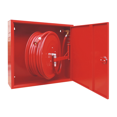Surface Mounted Type Fire Hose Reel Cabinet